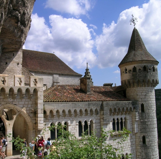 Rocamadour: The citadel of the faith